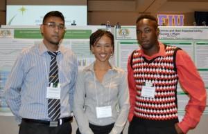 Conference showcases local, international undergraduate research
