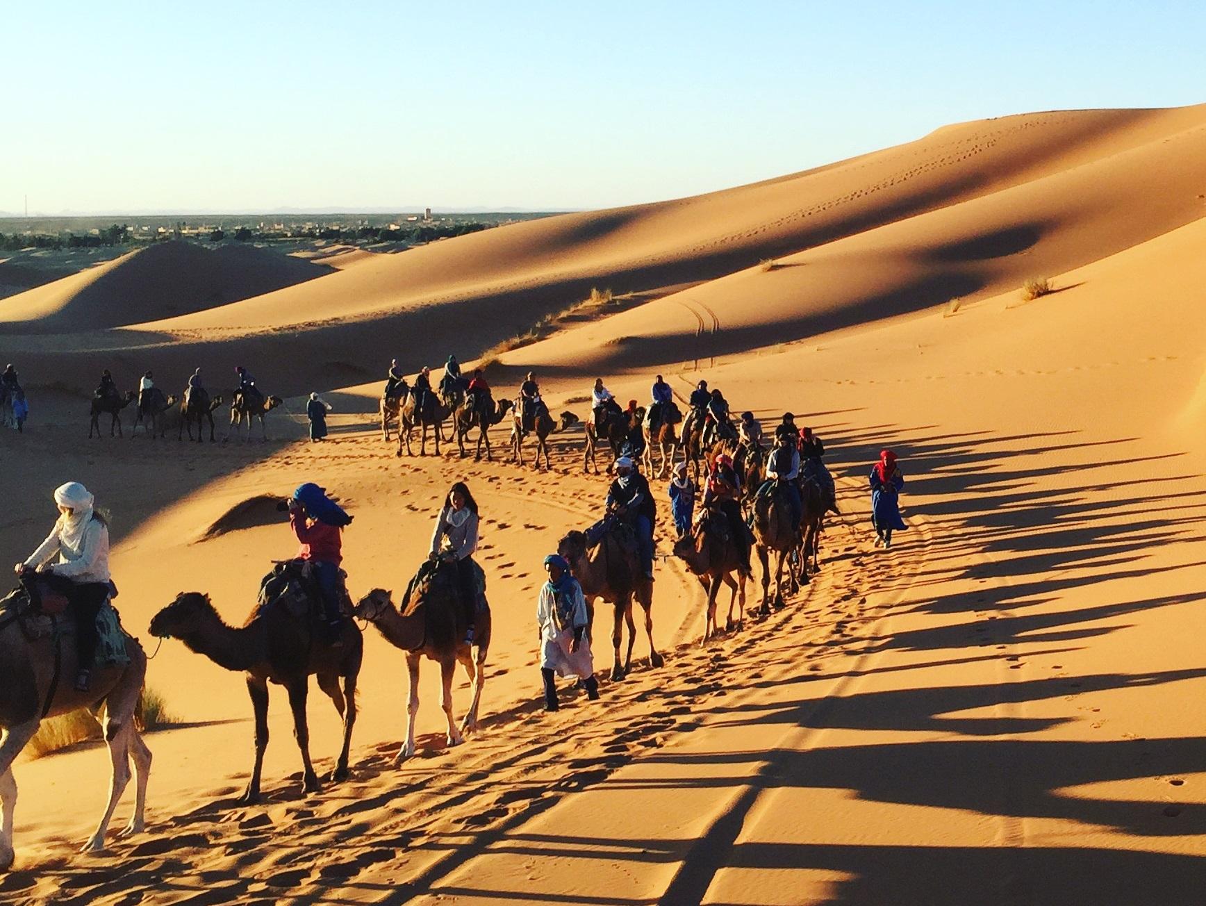 Boren Scholar in Morocco picture 2