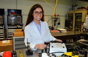 Student to work with top medical scientists in summer internship