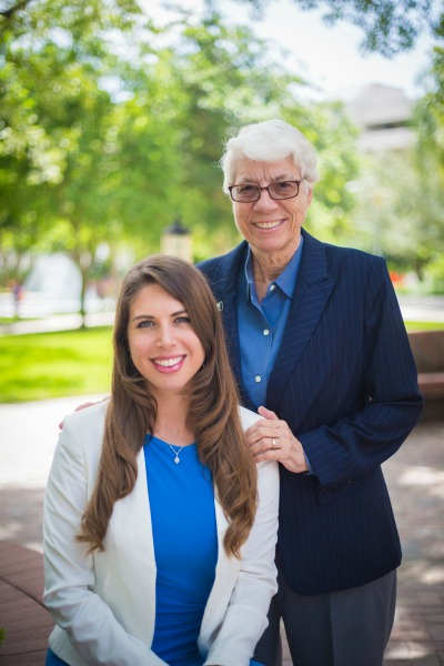 Honors College dean and daughter make long-term gift to FIU