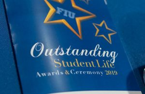 FIU celebrates outstanding students at annual award ceremony