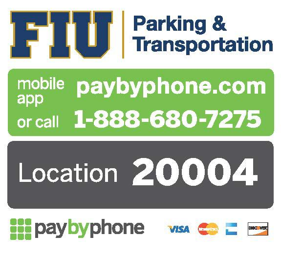 PayByPhone option now available for campus parking