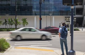FIU PD aims to improve pedestrian safety