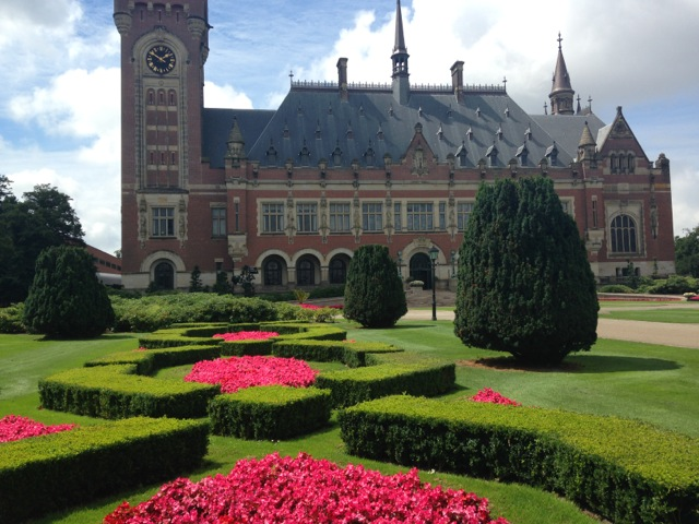 FIU Law student spends summer at The Hague Academy
