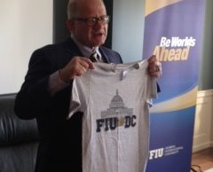FIU in D.C. update: Interns, immigration and student loans