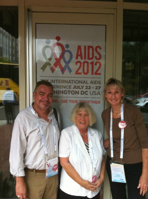 FIU researchers sharing global stage at AIDS 2012