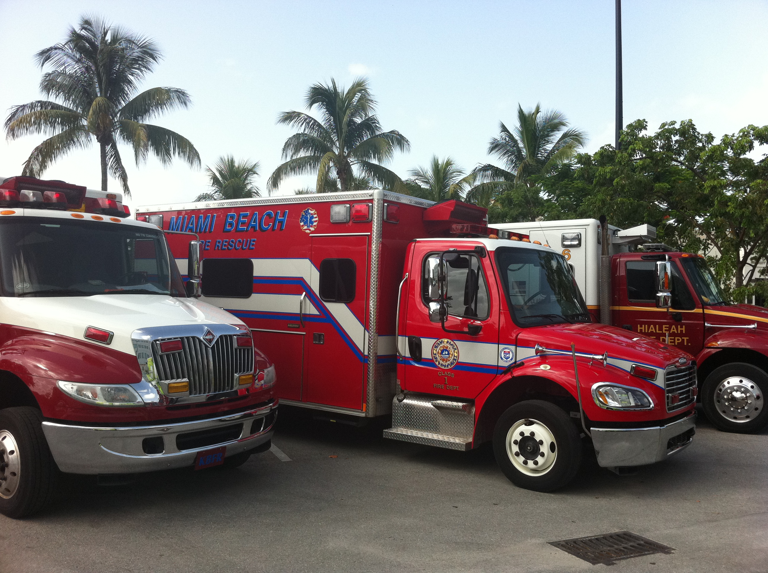 john rock news at fiu florida international university fiu doctors join south florida firefighters and hospitals in effort to save stroke victims lives