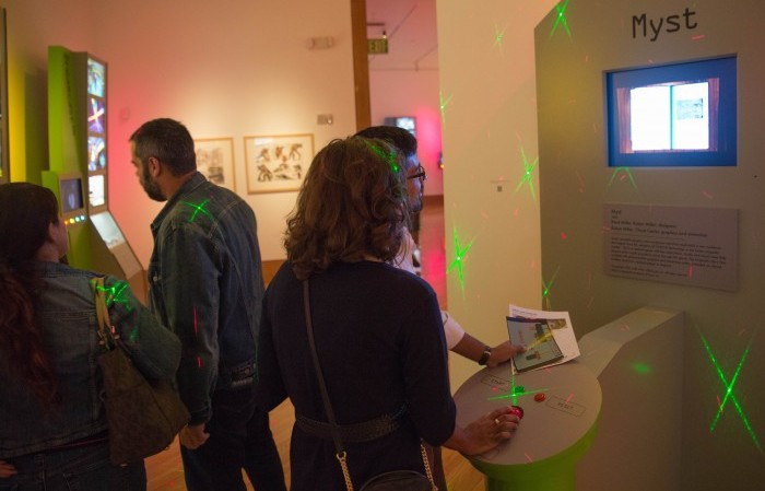 'Art of Video Games' on exhibit now at the Frost Art Museum
