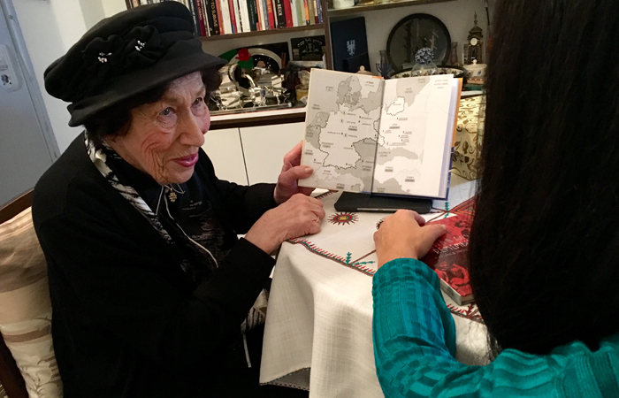 'My meeting with Hannah Goslar, Anne Frank's best friend'