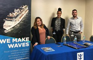 Royal Caribbean Day increases students' competitiveness in the job market