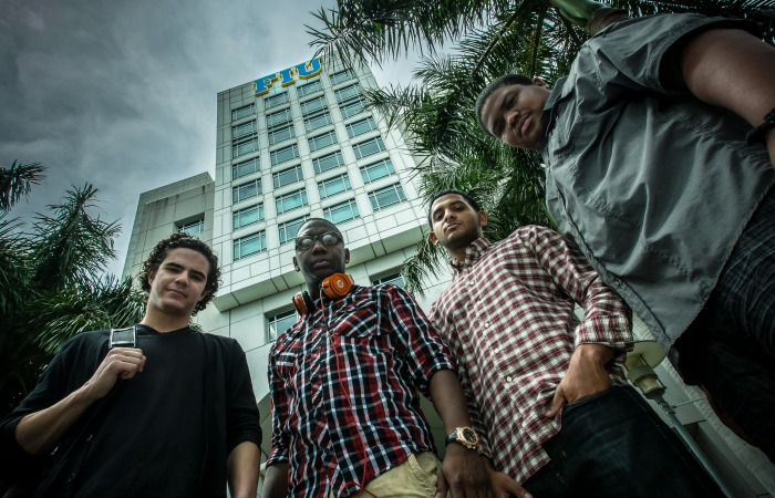 Meet Rezolution, an up-and-coming made-at-FIU pop band