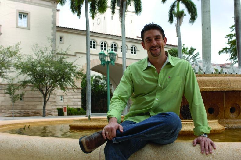 Richard Blanco FIU alumnus magazine spring 2007