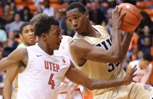 Weekend Replay: Men's basketball sweeps Texas road trip