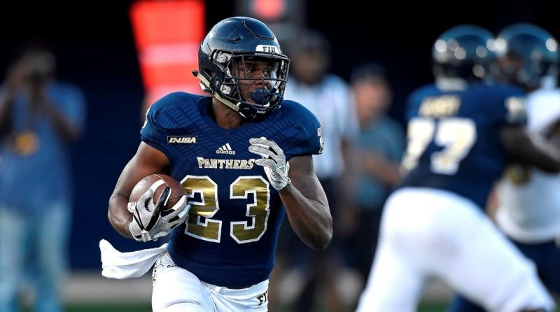 Spring Game Showcases Football Team S Roster