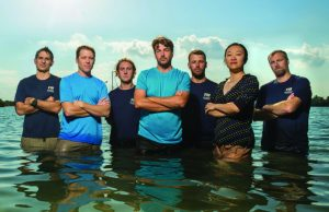 Team Predator: Researchers go far and deep to protect endangered sharks