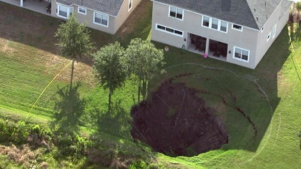 Professor Offers Insight Into Florida's Recent Sinkholes...