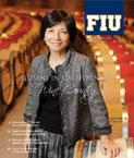 FIU Magazine Spring 2012 cover