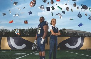 Winning equation: FIU student-athletes reach new heights in the classroom