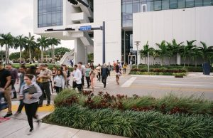 FIU Police focuses on bicyclist and pedestrian safety during Florida Bicycle Month