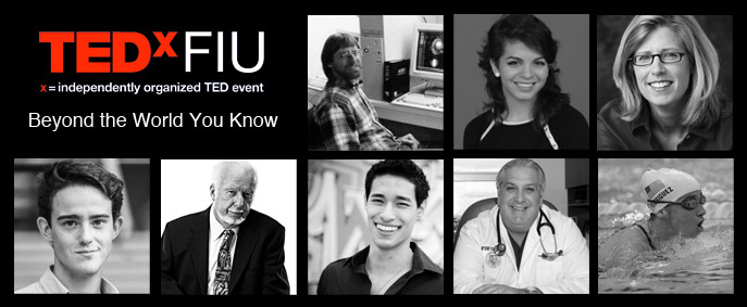 TEDxFIU to live stream talks