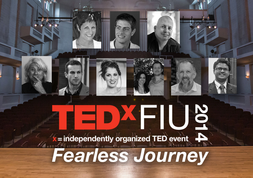2014 TEDxFIU tickets go on sale Monday