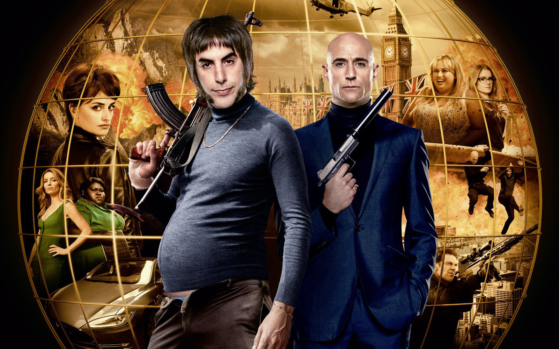 The Brothers Grimsby (2016) by Columbia Pictures