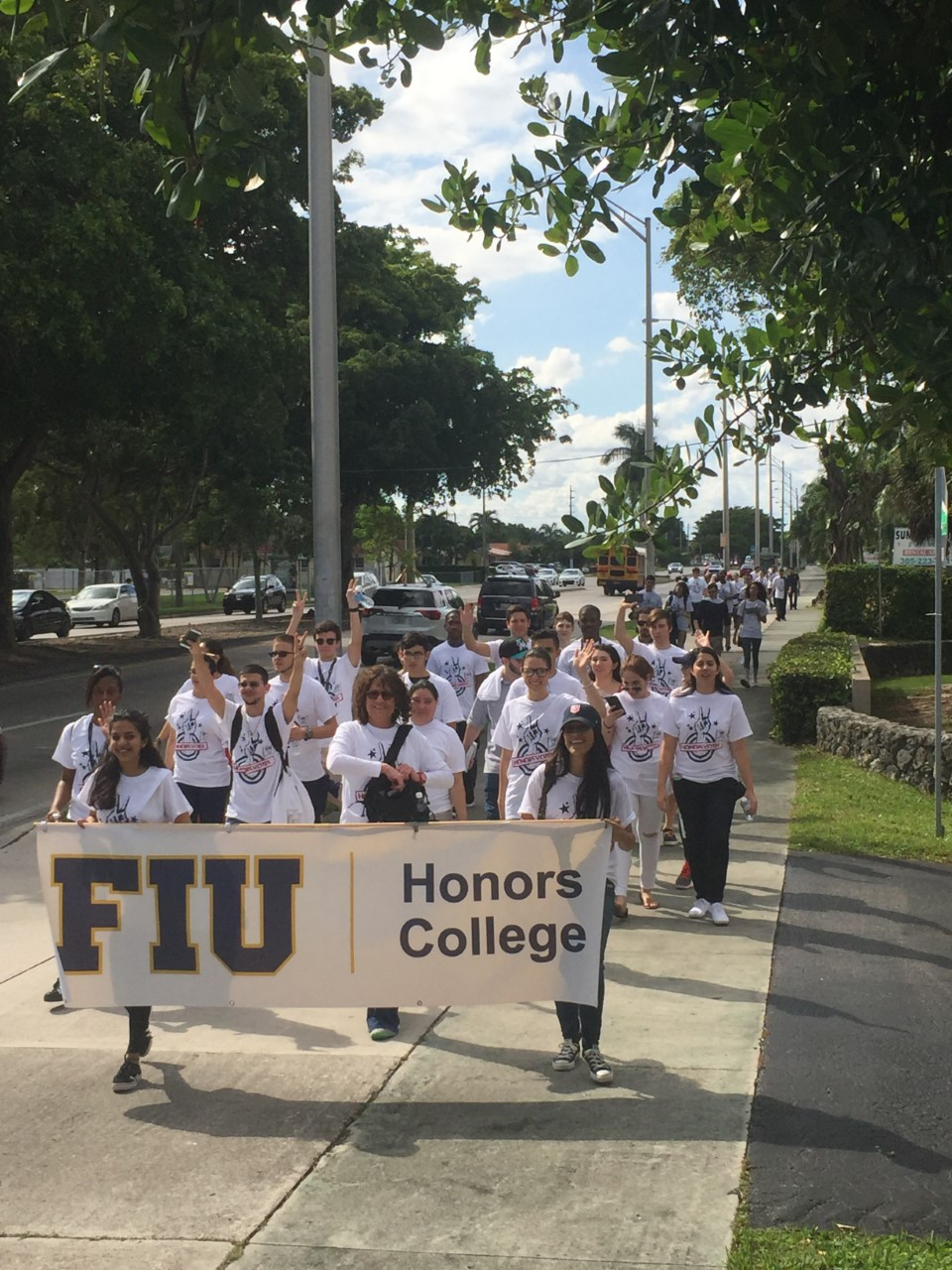 Honors college fiu