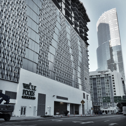 Whole Foods Parking Downtown Miami