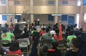 Introducing the Everglades to Sweetwater Elementary students