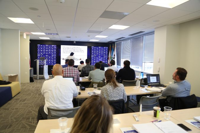 FIU in D.C. debuts innovative bridge, high-rise design classes for professionals