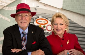 Herbert and Nicole Wertheim