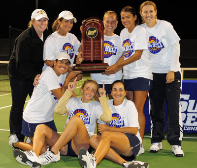 Women's tennis faces Princeton May 8 in NCAA Coral Gables Regional