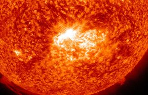 Solar flares increase in appearances, intensity