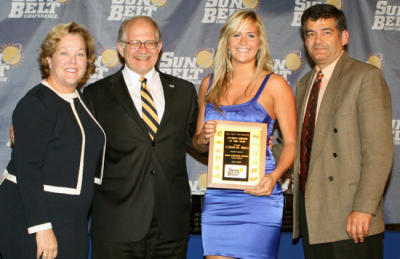 FIU student-athletes earn top Sun Belt Conference awards